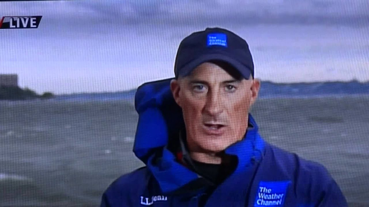 Man Weather Cantore Jim
