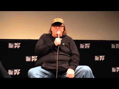 """""""Where to Invade Next"""" Press Conference 