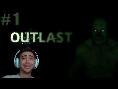 Outlast - JOGO MAIS TENSO! - Parte 1