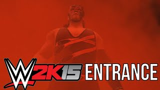 WWE 2k15: Retro Kane Entrance