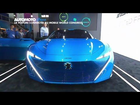 Innovation : découvrez la voiture du futur !