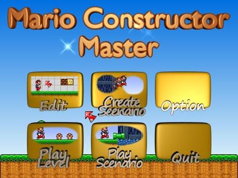 Mario Constructor Master [Alpha Preview 1]