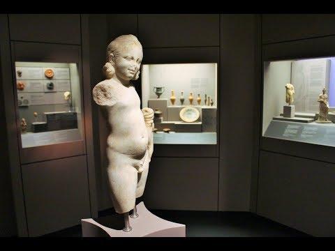 Αρχαία Ελληνική Τέχνη - Μουσείο Κυκλαδικής Τέχνης / Ancient Greek Art - Museum of Cycladic Art