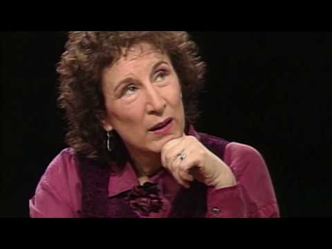 Margaret Atwood interview on Charlie Rose (1994)