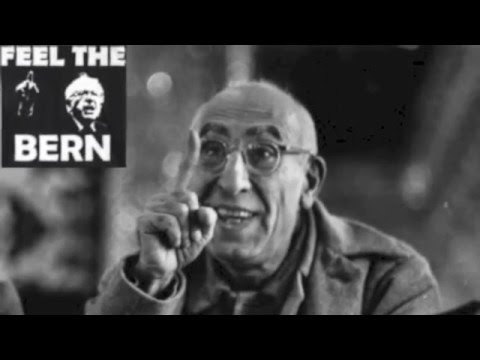Bernie Sanders on Regime Change and Mossadegh