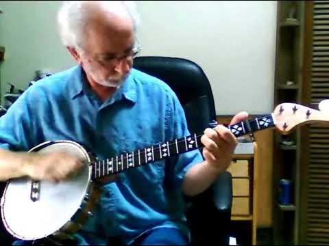 Henry Reed's Breakdown - clawhammer banjo