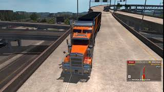 What could go wrong with a girl driving :troll: TruckersMP