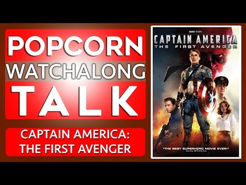 Captain America: The First Avenger | Marvel Movie News - Watchalong!