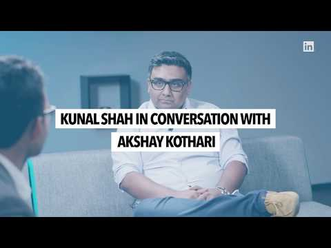 Part 1: In conversation with Kunal Shah, Founder of FreeCharge
