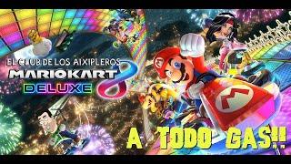 Nos partimos la caja con Mario Kart!!! Duelo sobre ruedas de Mc Packo y Srta R!!