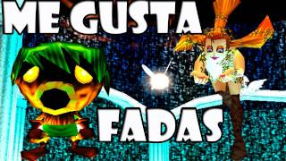 Zelda Majora's Mask: Fonte das Fadas