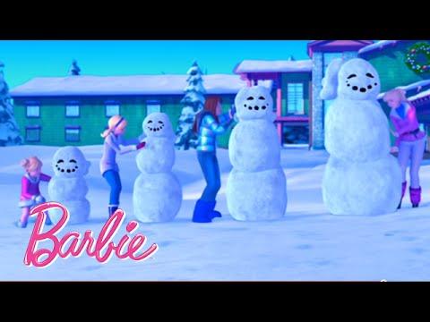 Fran ais b tisier barbie un merveilleux no l youtube - Un merveilleux noel barbie ...