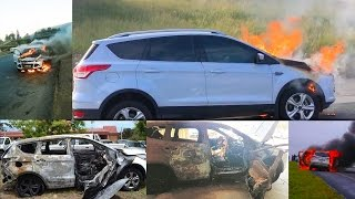 Repeat youtube video UP IN SMOKE: A timeline of Ford Kuga's rise to flame