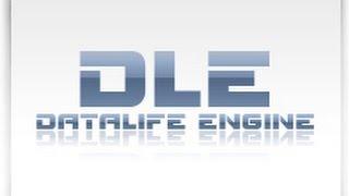 Как натянуть html шаблон на DLE (главная страница.)