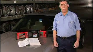 Late GM vehicles with codes P0742 or P1887