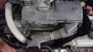 Двигатель Nissan для Note (E11) 2006-2013;Micra (K12E) 2002-2010