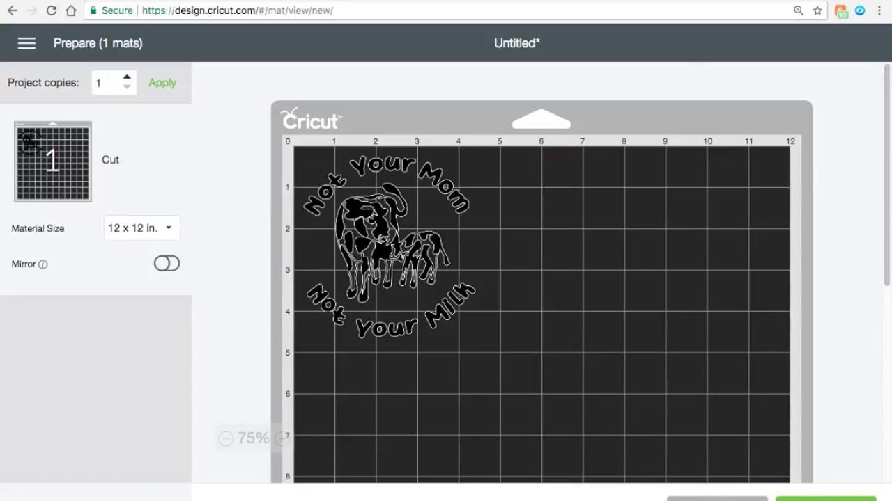 My Cricut Isn't Cutting In Cricut Design Space - FIX - No Error Message -  File Corrupted