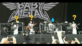 Babymetal, FAILS ON STAGE! (part 2)