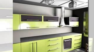 дизайн кухни в доме, оформление кухни,  дизайн кухонных шкафов, фасады на кухне