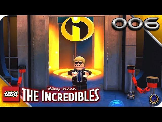 LEGO DIE UNGLAUBLICHEN 💪 [006] Du kommst hier nicht rein!