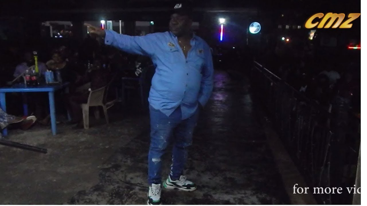 MR IBU (JOHN OKAFOR) IS BACK WITH A MIND BLOWING PERFORMANCE