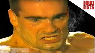 15 'Henry Rollins vs. Everyone' Moments