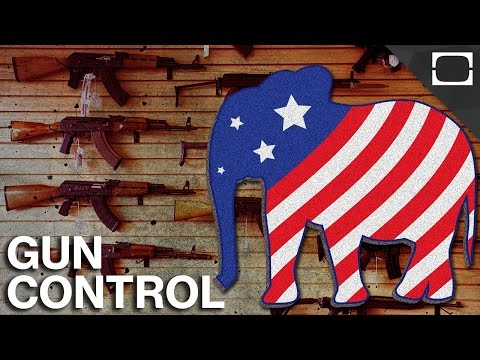 Where Do Republican Candidates Stand On Gun Control?