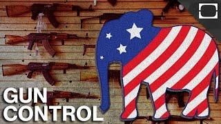 Where Do Republican Candidates Stand On Gun Control?