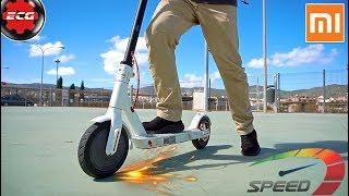 Xiaomi Scooter eléctrico M365 + truco para mejorarlo
