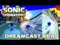 Sonic Generations - Dreamcast Era