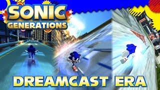 Sonic Generations - Dreamcast Era