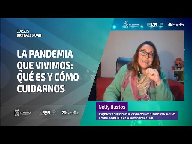 Curso La Pandemia que vivimos   Semana 5   Entrevista Académica
