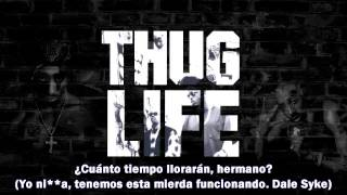 Tupac - How Long Will They Mourn Me (Subtítulos en Español) ᴴᴰ