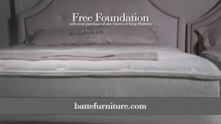 Batte Furniture and Interiors: Scandanavian Mattresses