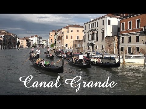 VENICE: Grand Canal - part 2 [HD]
