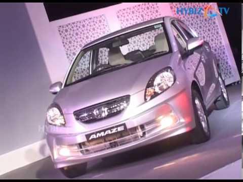 Honda Sedan Amaze Car launched in chennai