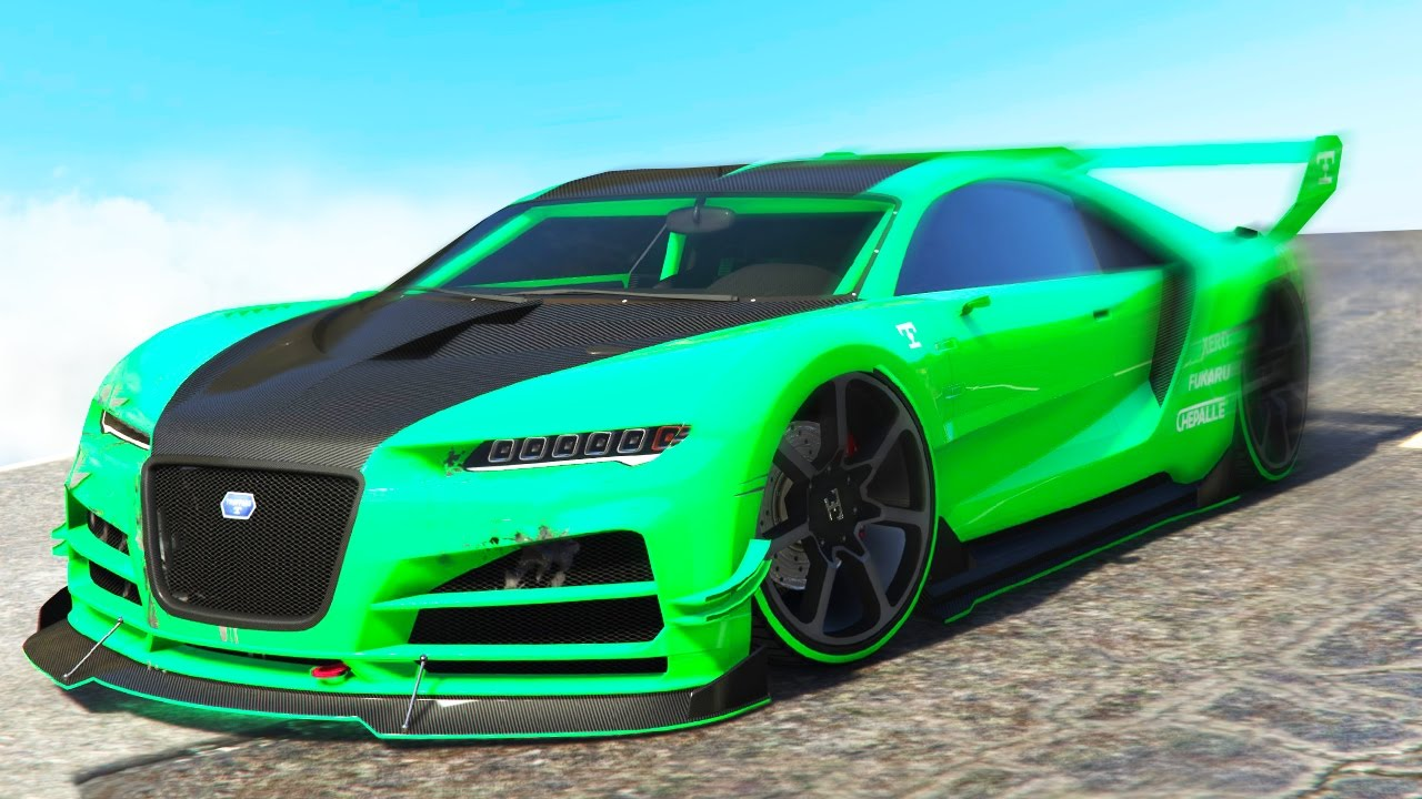 New 2 700 000 Fastest Car Ever Gta 5 Dlc Youtube