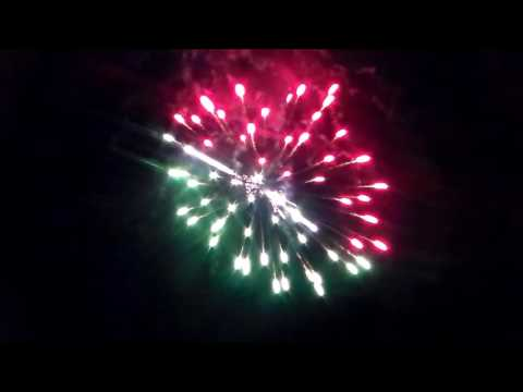 Red Apple Fireworks GForce Canister Shells 2016 by PyroBorn85