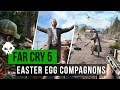 Far Cry 5 - Un lieu unique découvert ! (Easter egg compagnons)