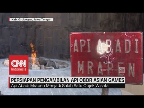 Persiapan Pengambilan Api Obor Asian Games