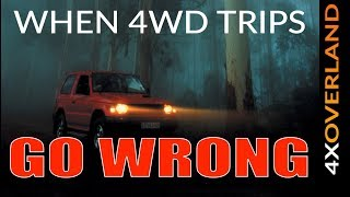 Baixar TAGALONG TROUBLE | WHEN 4WD TRIPS GO WRONG | Andrew St.Pierre White 4xOverland