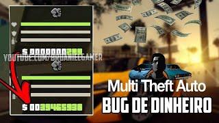 Bugando dinheiro de uma forma simples┃MTA Bugs #1