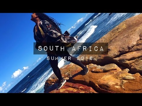 Travel Diary: South Africa Summer 2016 (Part 1)