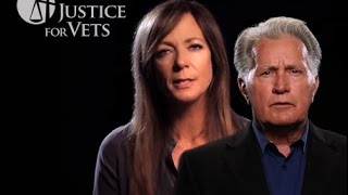 Justice For Vets PSA feat. West Wing Cast (Launch)