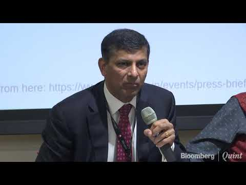 Raghuram Rajan: Loan Waivers Hurt State's Fiscal Position #BQ
