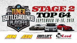 2019 PASMAG Tuner Battlegrounds Playoffs: Results Day (Stage 2: Top 64)