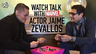 Watch Collection Talk With Marvel Cloak & Dagger Actor Jaime Zevallos - Rolex, Tudor, Heuer & More