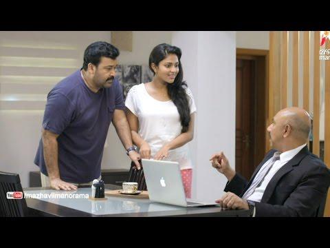Laila O Laila | Sathyaraj wants help of Amala Paul..!  | Mazhavil Manorama