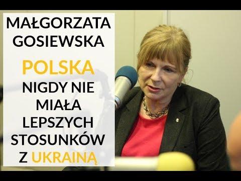 Gosiewska: Nigdy nie mieliśmy lepszych stosunków z Ukrainą