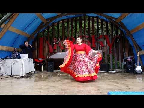 Танец от Галины цыганки
